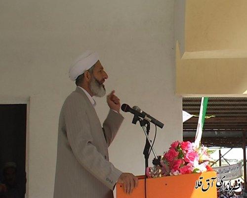 در راستای تحکیم مساجد توسعه فرهنگ و ارزشهای اسلامی باید تلاش شود
