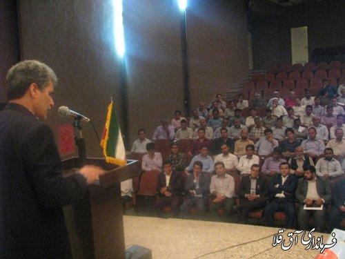 عدم استقرار بنیاد مسکن انقلاب اسلامی،مهمترین معضل اداری شهرستان آق قلا است