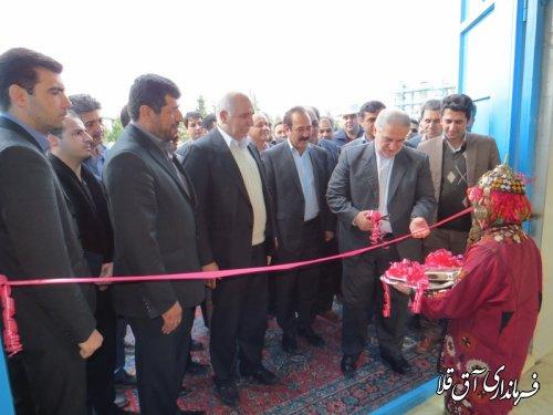 افتتاح فاز 2 کارخانه فرآوری ید شرکت کانسار خزر