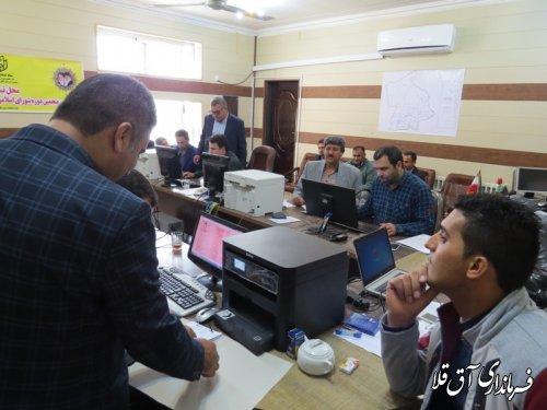 روند ثبتنام داوطلبان انتخابات شوراها، نویدبخش انتخاباتی باشکوه