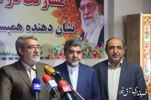 بازدید وزیر کشور در آخرین روز ثبت نام شوراها از فرمانداری تهران/ آمار ثبت نام از 200 هزار نفر فراتر رفت
