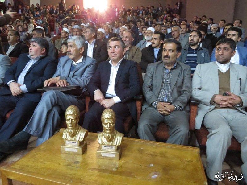 استقبال گسترده مردم از مراسم