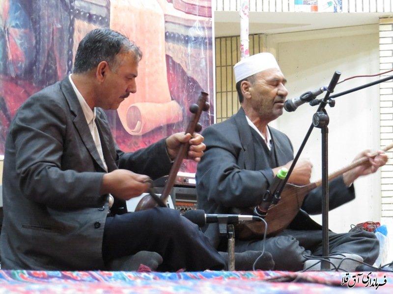 اجرای موسیقی سنتی ترکمن