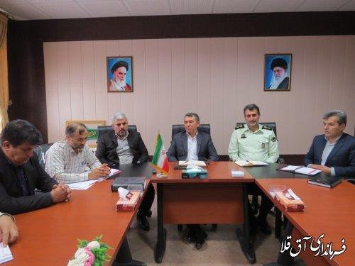 اجرای 28 برنامه مختلف در هفته مبارزه با مواد مخدر شهرستان آق قلا