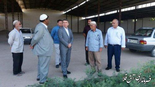 تخصیص 300 میلیون ریال اعتبار جهت توسعه عیدگاه روستای عطا آباد