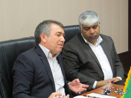 47 میلیارد ریال اعتبار با تعهد اشتغال 230 نفر در شهرستان آق قلا