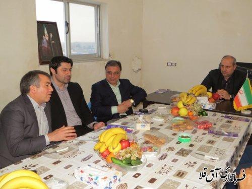 کورس پائیزه شهرستان آق قلا به مدت دو هفته دیگر تمدید شد