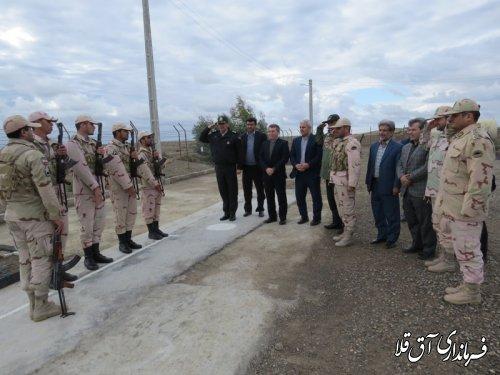 امنیت و اقتدار مرزهای ایران اسلامی به برکت حضور شما مرزبانان است
