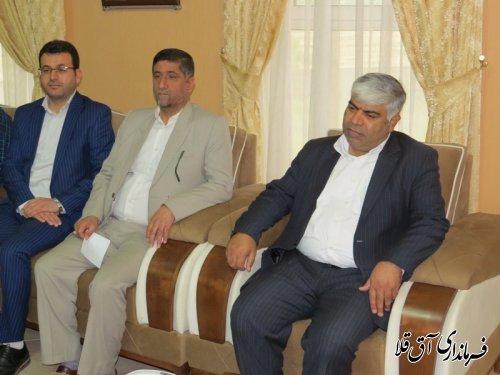 آق قلا شهرستان برتر استانی در حوزه اشتغال مددجویان با اشتغالزائی 240 نفر