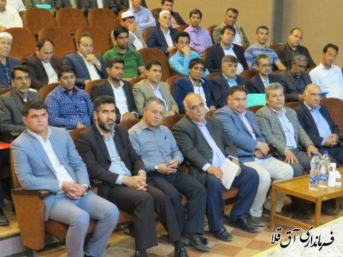 قانوندانی و تعامل شوراها و دهیاران،توسعه و پیشرفت روستاها را رقم خواهد زد