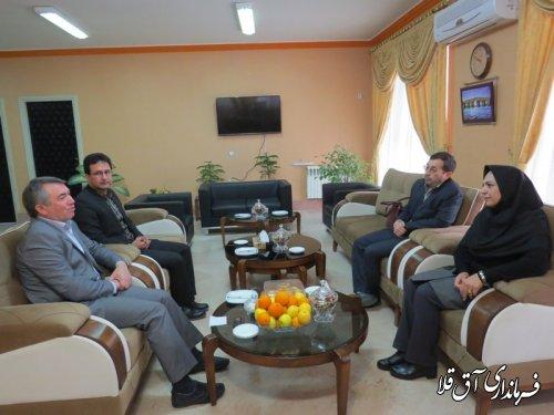 افزایش ظرفیت یارانه ای و موافقت صدور مجوز مراکز مورد نیاز شهرستان آق قلا