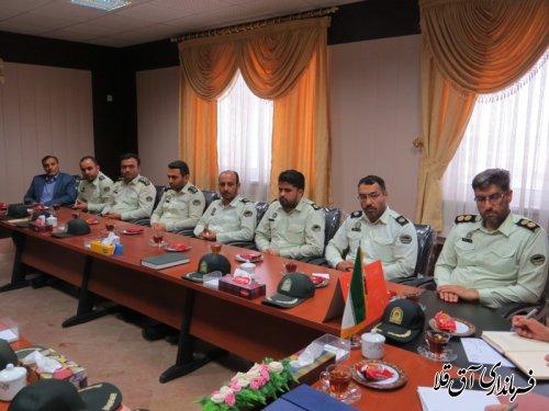 امروز اقتدار پلیس در جامعه به قدرت معنوی آنان و جلب رضایتمندی عمومی است
