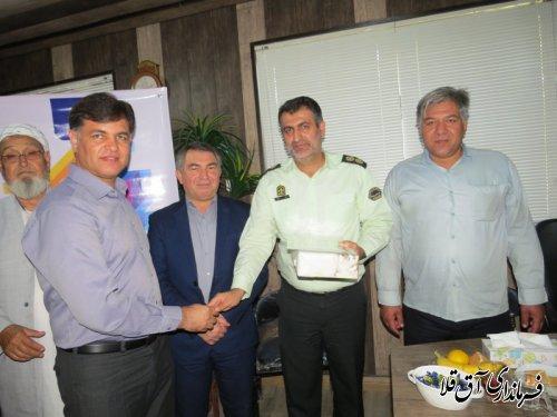 نشست صمیمی فرماندار با مجموعه ورزش و جوانان شهرستان آق قلا برگزار شد