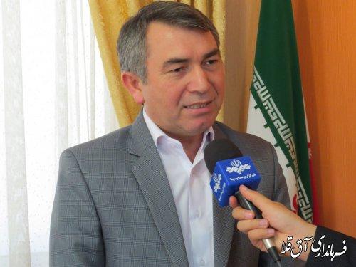 مسیرهای راهپیمایی یوم الله 22 بهمن شهرستان آق قلا را اعلام کرد