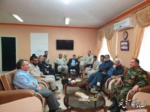 اقدامات ارشد وزارت دفاع در استان گلستان٬در امدادرسانی به سیل زدگان٬شایسته تقدیر است