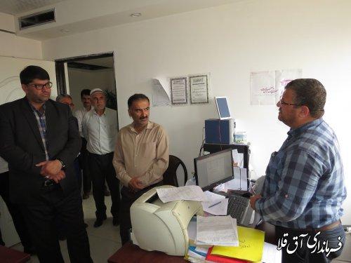 ۹۸۰ واحد صنفی در سیلاب اخیر شهرستان آق قلا دچار خسارت شده اند