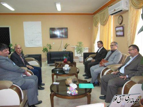 شهرستان آق قلا رتبه نخست استان در صدور کارت هوشمند ملی با پوشش ۹۶درصدی جمعیت