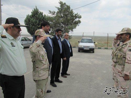 حضور شما غیور مردان،امنیت و اقتدار مرزهای ایران اسلامی را رقم زده است