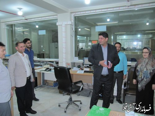 33 هزار و 585 نفر در شهرستان آق قلا تحت پوشش بیمه تامین اجتماعی قرار گرفته اند