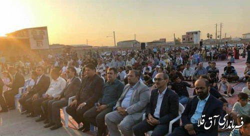جشنواره زنان،اشتغال و سلامت در شهرستان آق قلا برگزار شد