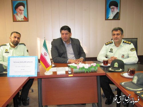 نیروی انتظامی،بازوی توانمند دولت در برقراری نظم و امنیت جامعه است