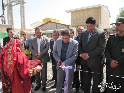 کارگاه تولیدی مبل و صنایع چوب با سرمایه گذاری ۴۰ میلیارد ریال در شهرک صنعتی آق قلا افتتاح شد