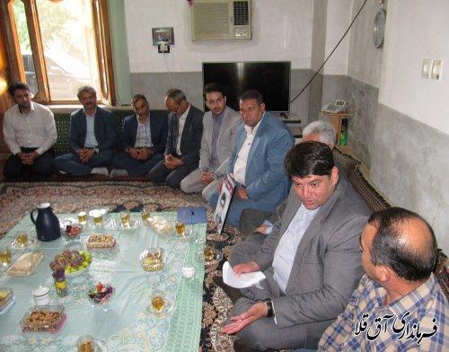 پشتوانه اصلی نظام اسلامی،روحیه ایثار خانواده معظم شهدا و ادامه آرمان های شهیدان است