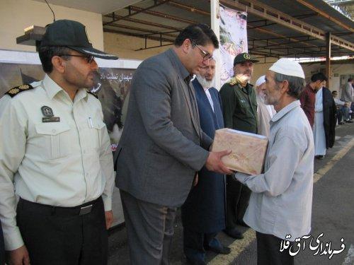 اخلاق مداری و مردم داری در کنار اقتدار،از ویژگی های بارز نیروی انتظامی است