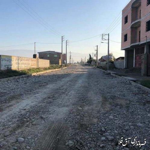 اجرای 17 هزار متر مربع طرح هادی در سه روستای بخش مرکزی با اعتبار 10 میلیارد ریال