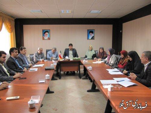 انجمن خیرین کتابخانه ساز در شهرستان آق قلا تشکیل می شود
