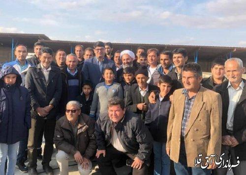 یکهزار و 50 طرح اشتغالزایی با مشارکت آستان قدس رضوی در شهرستان آق قلا اجرا خواهد شد