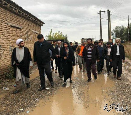 بازنگری طرح هادی در هفت روستای شهرستان تا پایان سال جاری