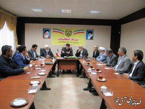 قانون خوانی مجریان، قانونمند برگزار شدن انتخابات را در پی خواهد داشت