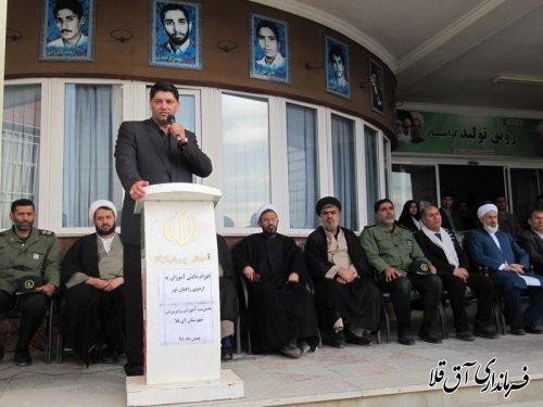 شما سفیران،ارزش های اسلامی را برای نسل جوان جامعه تبیین نمائید