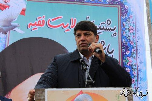 دهه مبارک فجر،فرصتی برای بازخوانی آرمانهای انقلاب اسلامی است