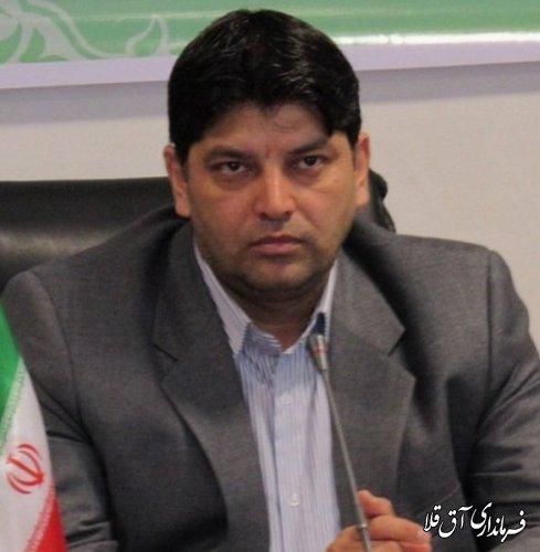 آمادگی کامل شهرستان آق قلا برای برگزاری یازدهمین دوره انتخابات مجلس شورای اسلامی