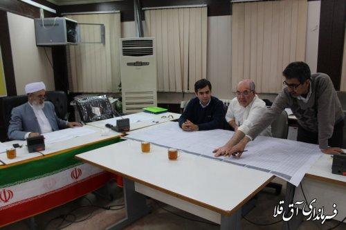 روند شمارش آراء و تحویل صندوق به ستاد انتخابات شهرستان آق قلا آغاز شد