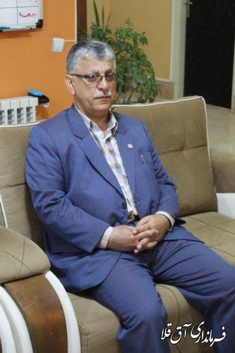 شهرستان آق قلا رتبه نخست استانی در صدور کارت هوشمند ملی با پوشش 96 درصدی جمعیت
