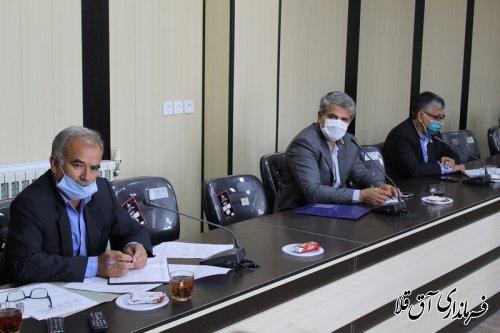 تحت پوشش قرار گرفتن 450 نفر سواد آموز شهرستان آق قلا در طرح شتاب بخشی