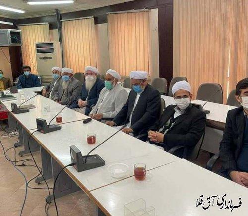 معتمدین هیات اجرایی انتخابات 1400 در شهرستان آق قلا مشخص شدند