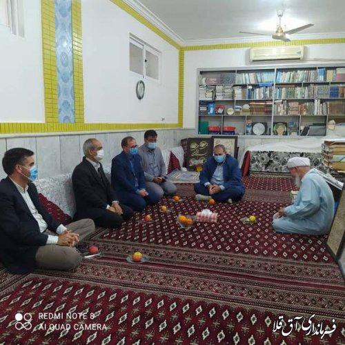 وحدت و انسجام منطقه به برکت حضور معنوی علماء و روحانیون است