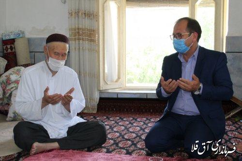همراهی علماء و روحانیون با دولتمردان٬توسعه شهرستان را رقم خواهد زد