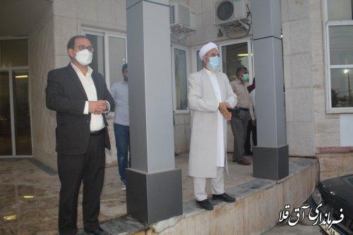 روند انتخابات ریاست جمهوری و شوراهای اسلامی شهر و روستا در شهرستان آق قلا،آغاز شد