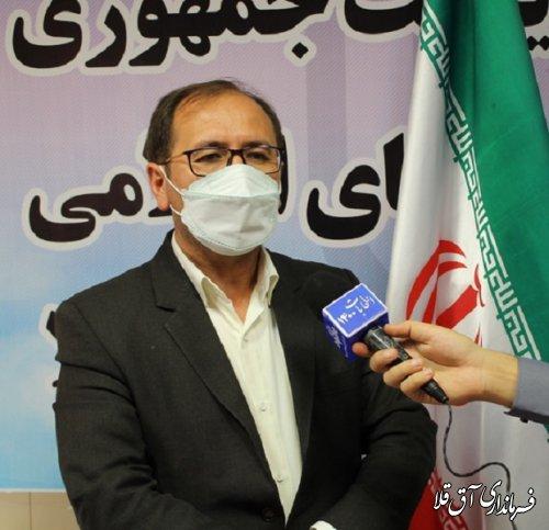 منتخبین مردم در ششمین دوره شورای اسلامی شهرهای آق قلا و انبارالوم اعلام شد